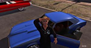 Pops car